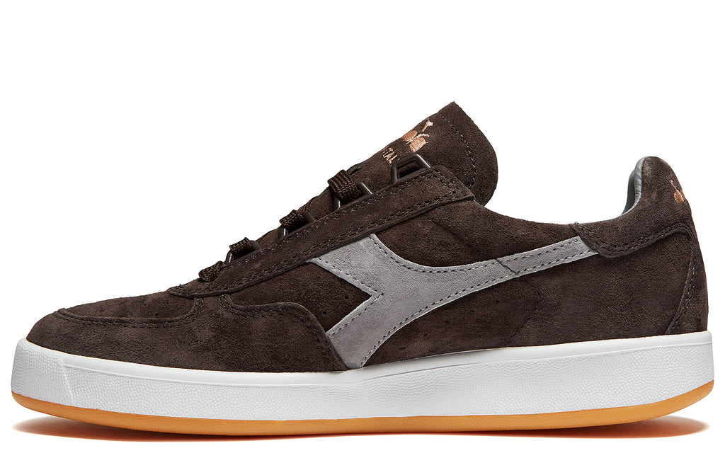AW17 B.Elite Italia Suede in Brown