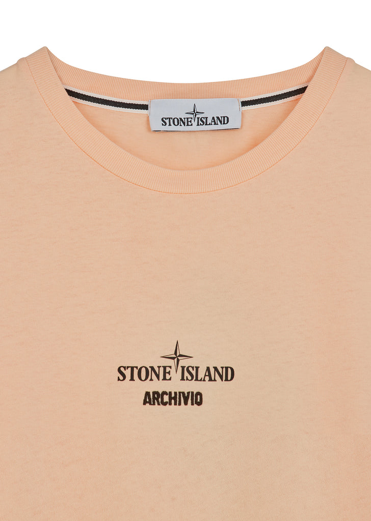 Archivio Project T-Shirt in Pink