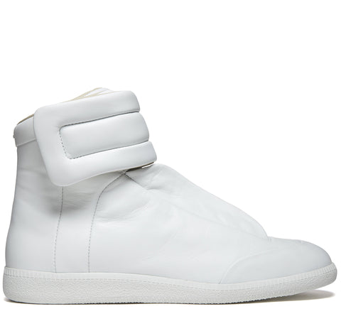 SS17 Future High Top Sneaker in White