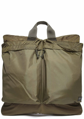 Force 2Way Helmet Bag in Olive Drab