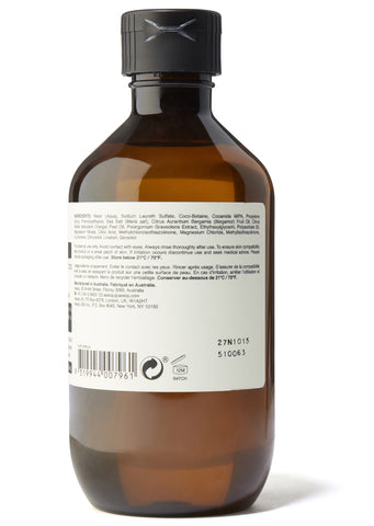 Geranium Leaf Body Cleanser 200ml