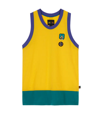 AW17 Hu Hiking Racer Back Vest