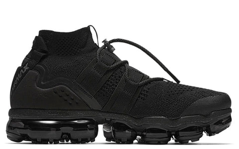 SS18 Air VaporMax Flyknit Utility in Black (AH6834-001)