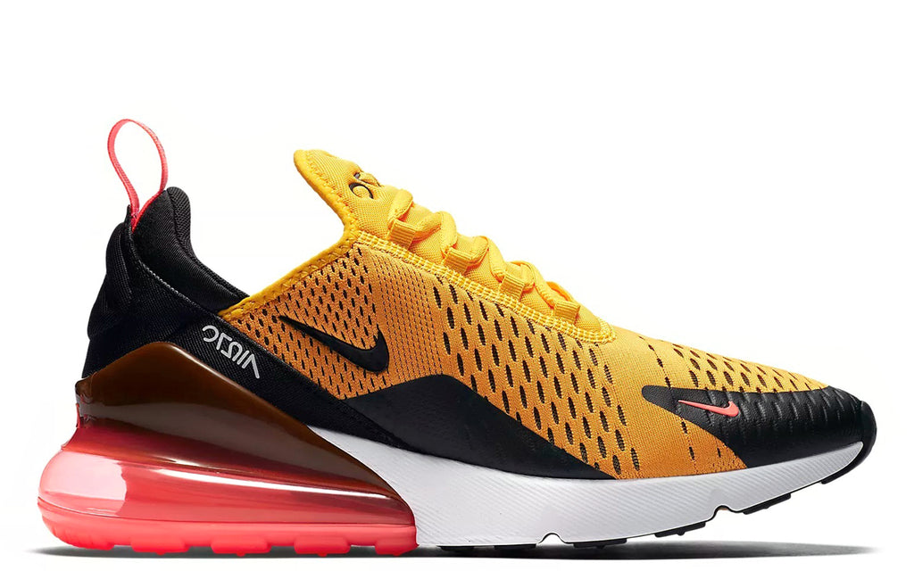 Air Max 270 in University Gold/Black