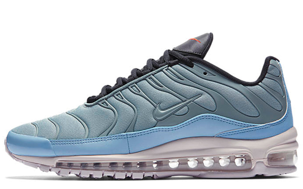 Air Max 97 Plus in Barely Rose/Leche Blue