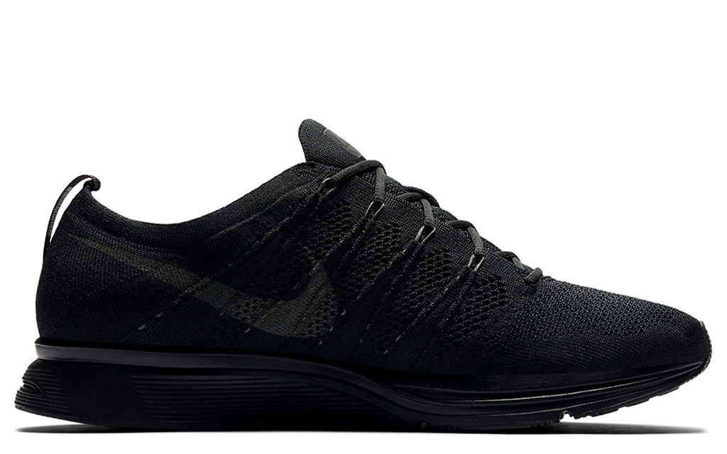 Flyknit Trainer in Black/Anthracite