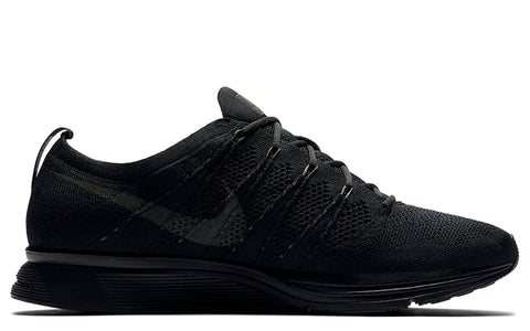 SS18 Flyknit Trainer in Black/Anthracite (AH8396-004)