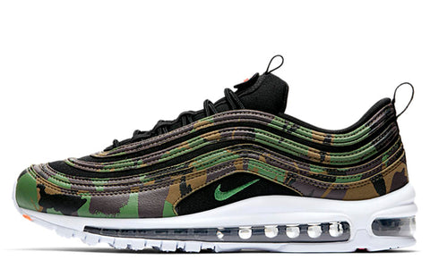 Air Max 97 Sneakers in British Camo (AJ2614-201)