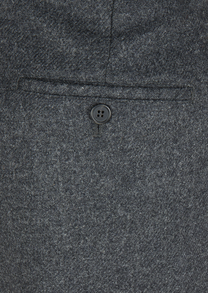 AW17 Carrot Fit Trousers in Grey