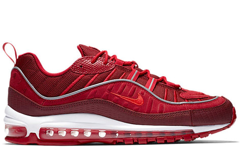 SS18 Air Max 98 SE in Team Red/Habanero Red/White
