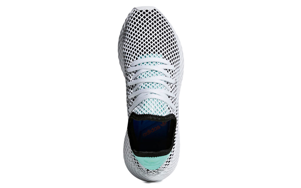 Deerupt Runner in Core Black/Running White