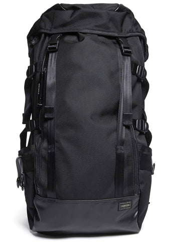 Heat Rucksack in Black