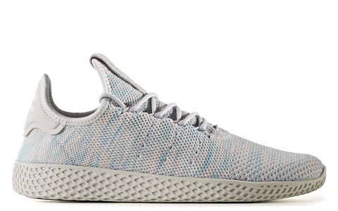 adidas x Pharrell Williams Tennis HU in Blue / Pink / Light Grey (BY2671)