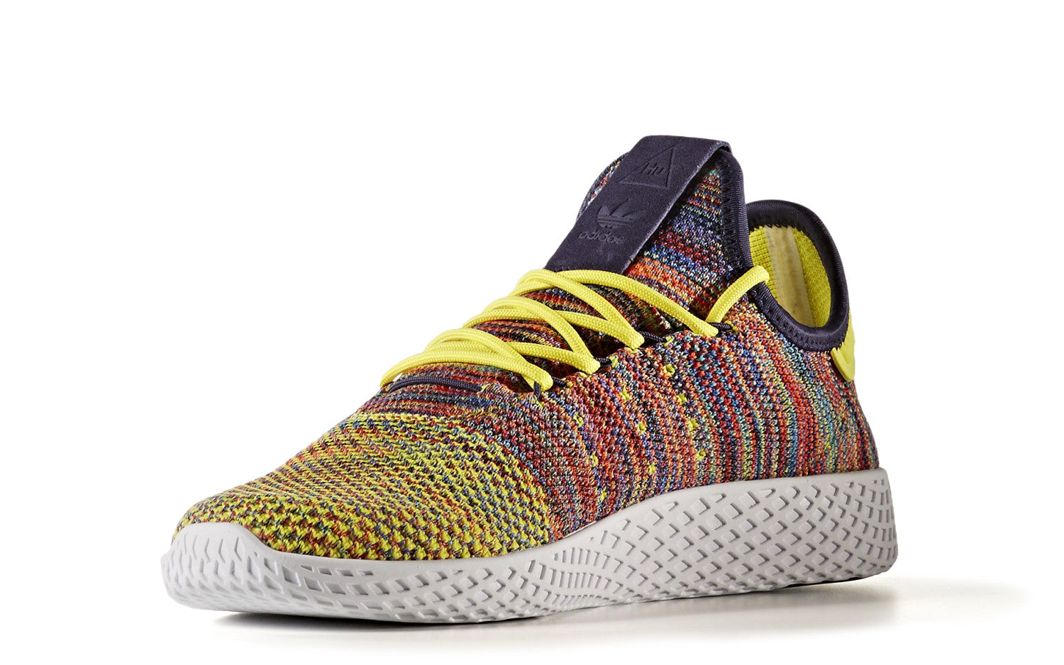 ... great site for all shoes half off adidas x Pharrell Williams Tennis HU  in Semi Frozen ... cd249f4766