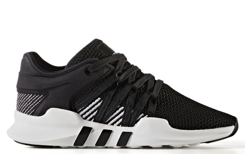 EQT Racing ADV Womens in Black on White (BY9795)