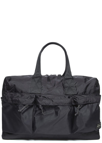 Force 2Way Duffle Bag in Black