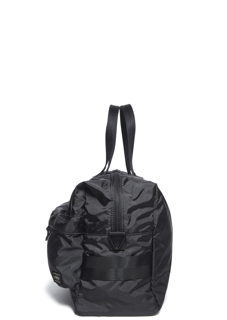 SS17 Force 2Way Duffle Bag in Black