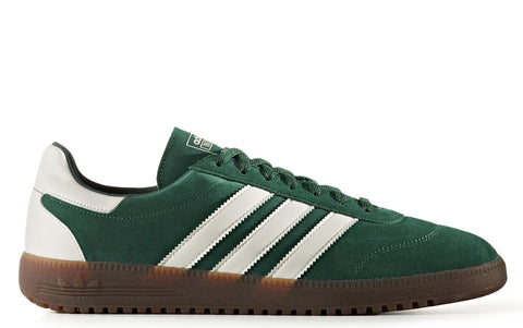 AW17 Intack SPZL Sneakers in Dark Green (CG2919)