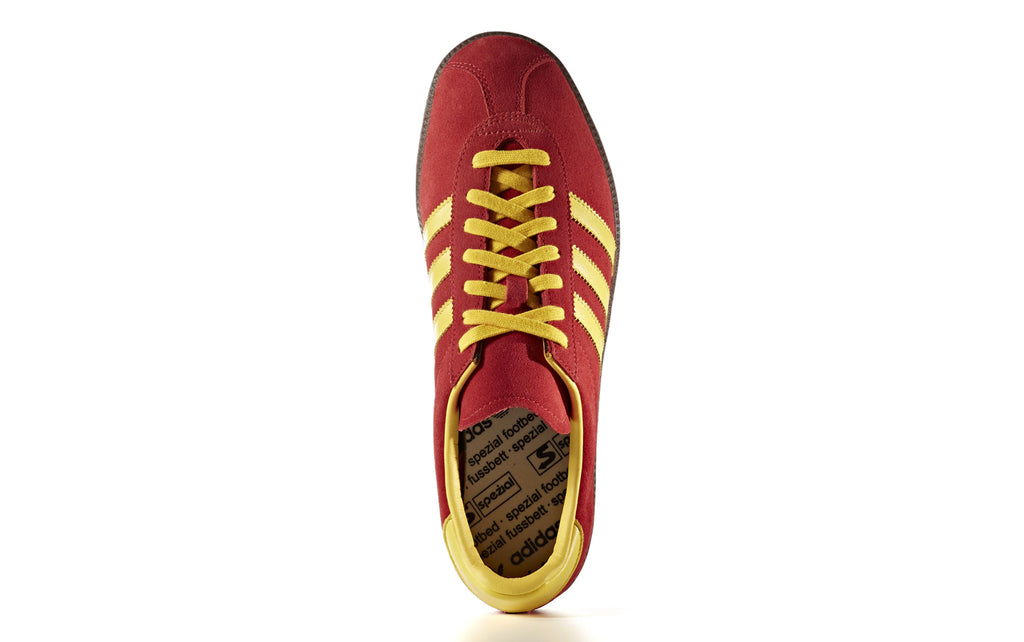 AW17 Spiritus SPZL Sneakers in Red (CG2923)