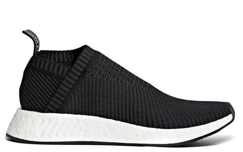 SS18 NMD_CS2 Primeknit Shoes in Core Black (CQ2372)