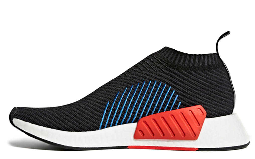 NMD_CS2 Primeknit Shoes in Core Black