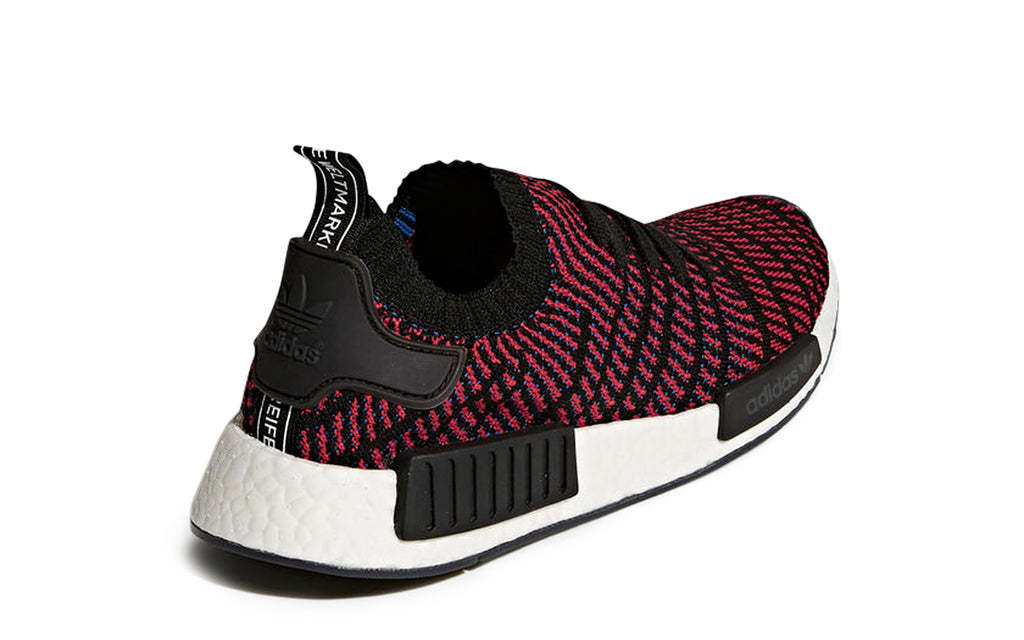 SS18 NMD_R1 STLT Primeknit in Red