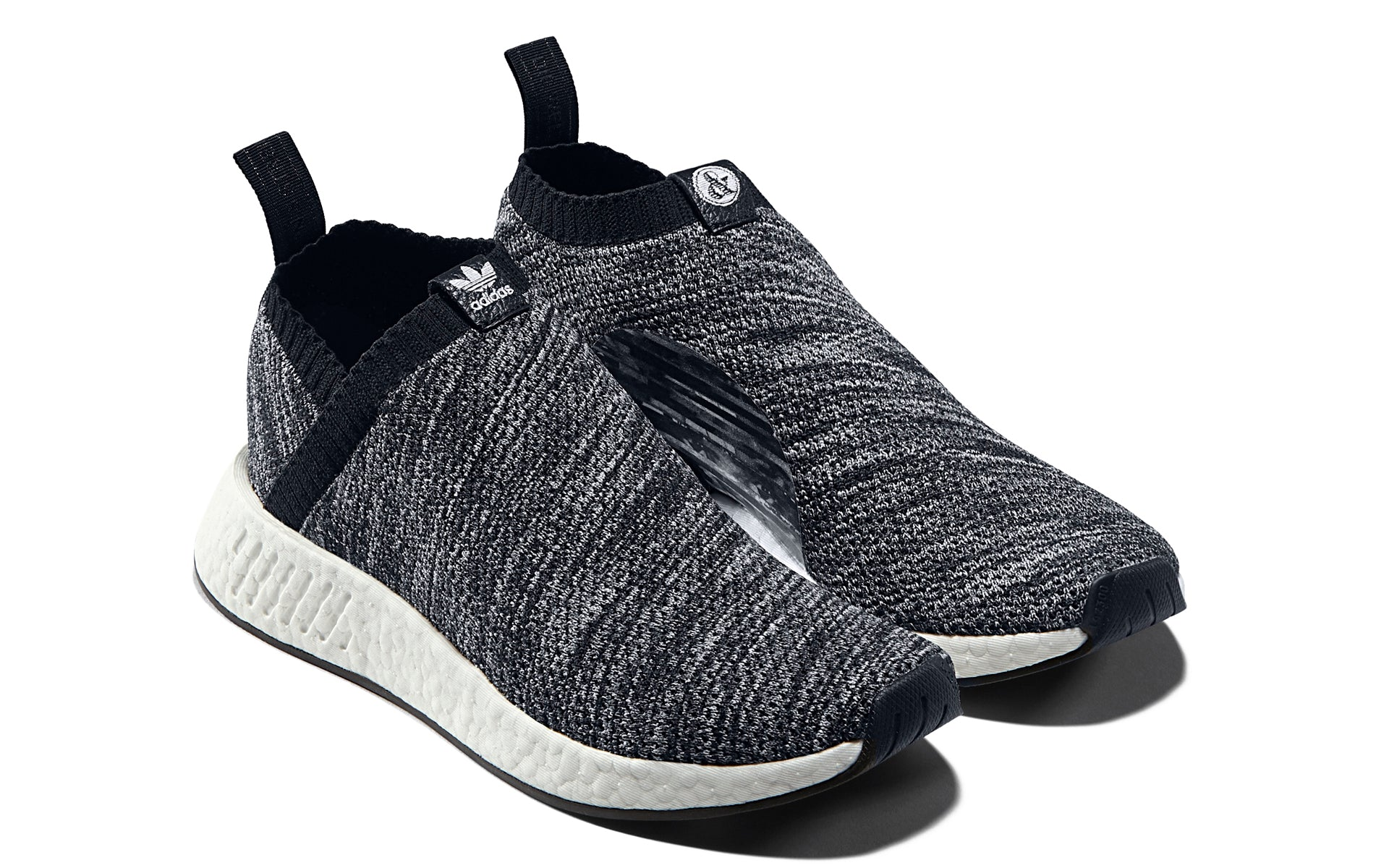 b8f0b332c3be1 UA Sons NMD CS2 PK in Core Black White