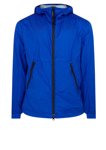 Nyfoil Packable Jacket in Dazzling Blue