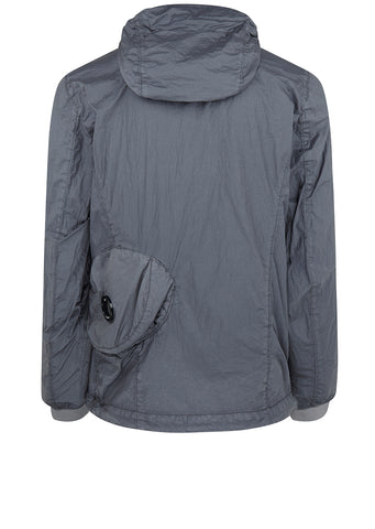 Nyfoil Packable Jacket in Fog Grey