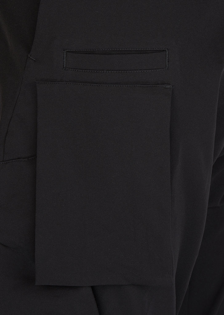 AW17 P23A-DS Trousers in Black