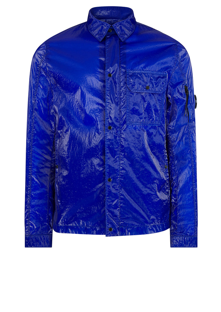 Cristal Overshirt in Blue
