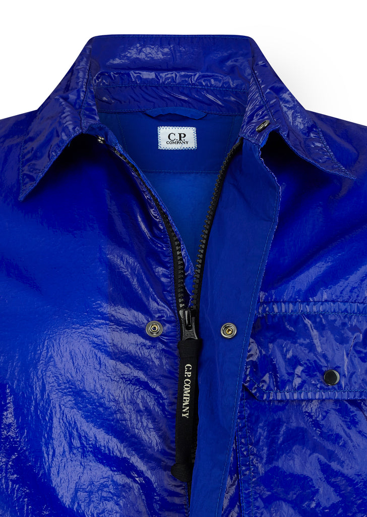 SS18 Cristal Overshirt in Blue