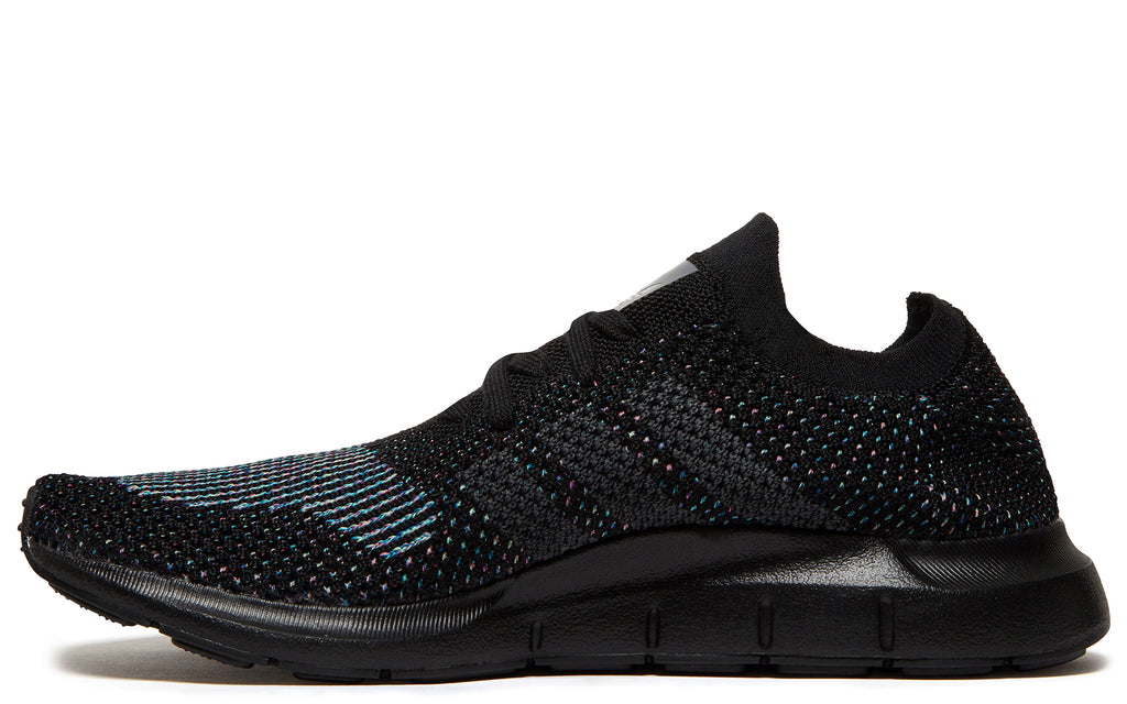 Swift Run Primeknit in Core Black