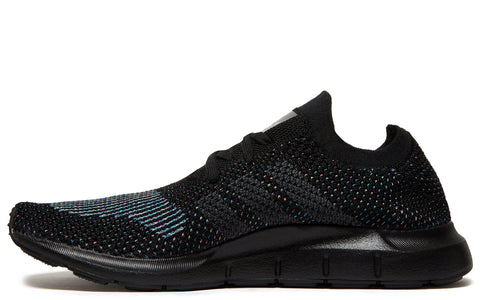 AW17 Swift Run Primeknit in Core Black (CG4127)