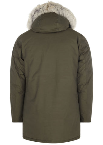 Arctic Parka DF in Dark Green