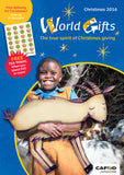 The World Gifts catalogue is available to order here or by calling 0808 14 000 14