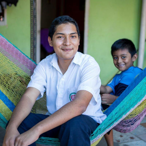 CAFOD is bringing peace to the lives of children in El Salvador