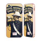 Support British Soldiers Sbs Official British Troops Gold Aluminium Bumper Slider Case for Apple iPhone 5 / 5s / SE