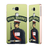 Support British Soldiers Sbs Official British Troops Gold Aluminium Bumper Slider Case for Huawei Ascend Mate7