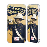 Support British Soldiers Sbs Official British Troops Silver Aluminium Bumper Slider Case for Apple iPhone 5 / 5s / SE