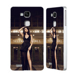 Official Selena Gomez Revival Silver Aluminium Bumper Slider Case for Huawei Ascend Mate7