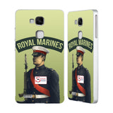 Support British Soldiers Sbs Official British Troops Silver Aluminium Bumper Slider Case for Huawei Ascend Mate7