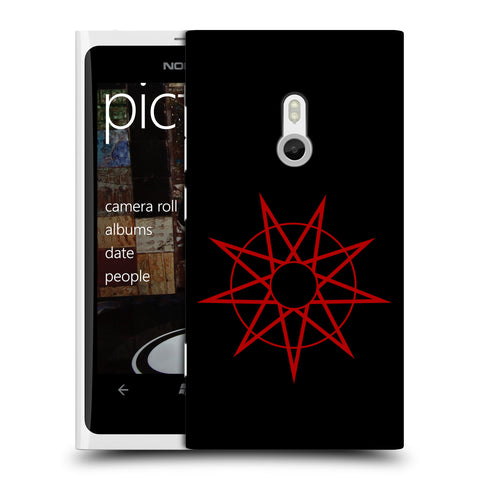 Official Slipknot Key Art Hard Back Case for Nokia Lumia 800 / Sea Ray