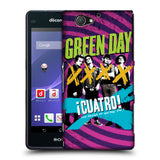 Official Green Day Key Art Hard Back Case for Sony Xperia A2