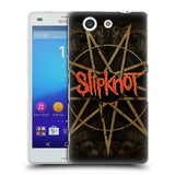 Official Slipknot Key Art Hard Back Case for Sony Xperia A4