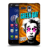 Official Green Day Key Art Hard Back Case for Lenovo A688T