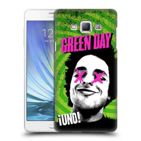 Official Green Day Key Art Hard Back Case for Samsung Galaxy A7
