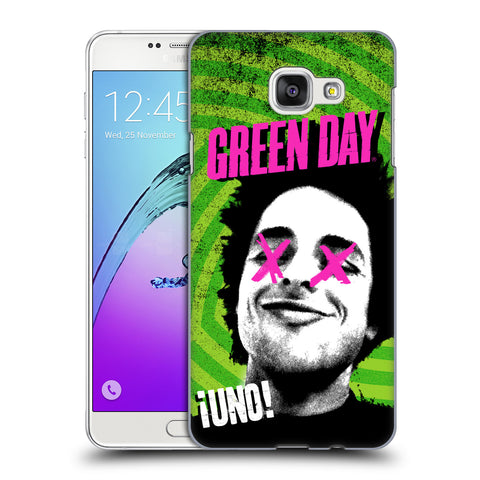 Official Green Day Key Art Hard Back Case for Samsung Galaxy A7 (2016)