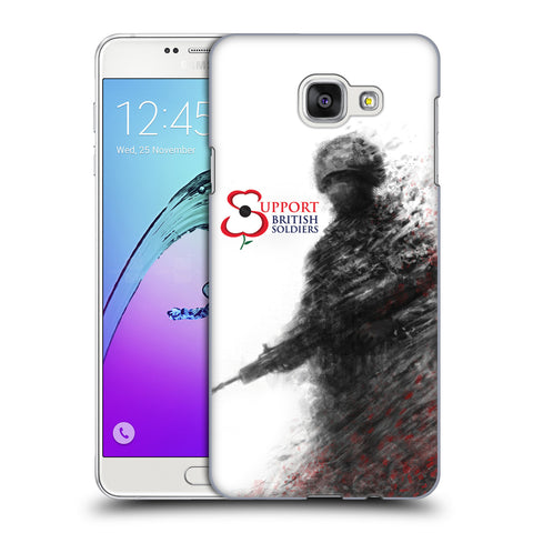 Support British Soldiers Sbs Official Support British Soldiers SBS Official Hard Back Case for Samsung Galaxy A7 (2016)