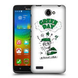 Official Green Day Key Art Hard Back Case for Lenovo A768T